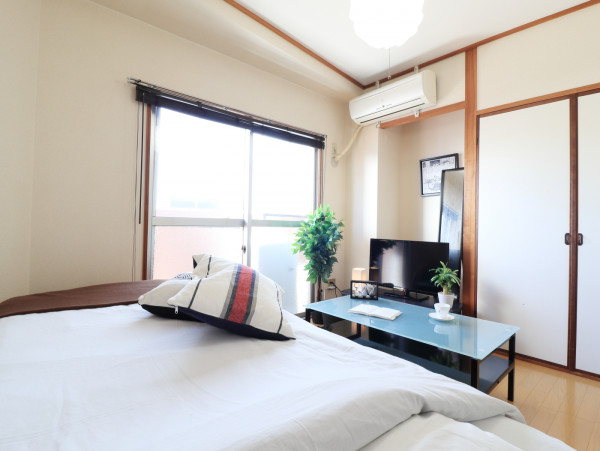 広島県広島市中区の家具付き賃貸「信本ビル」メイン画像