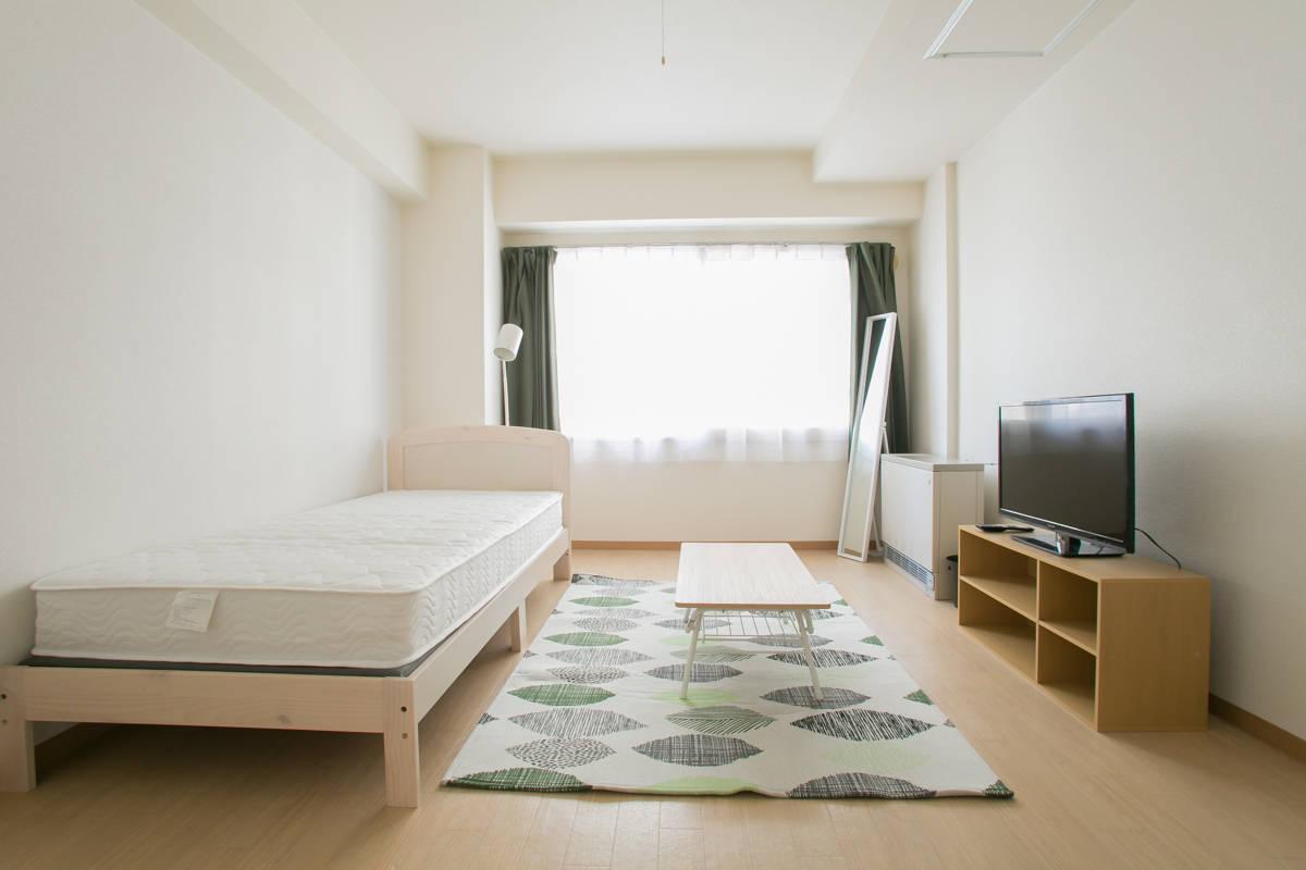 札幌のウィークリーマンション「ノースステイ札幌駅前 504・1K(No.123376)」メイン画像
