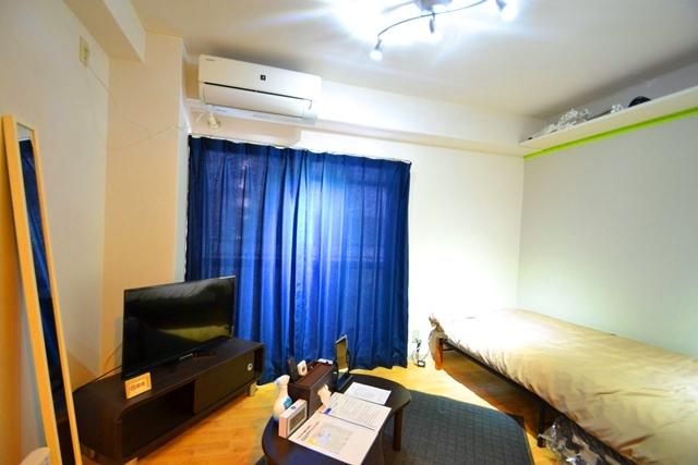 広島県広島市中区の家具付き賃貸「リブレ榎町」メイン画像