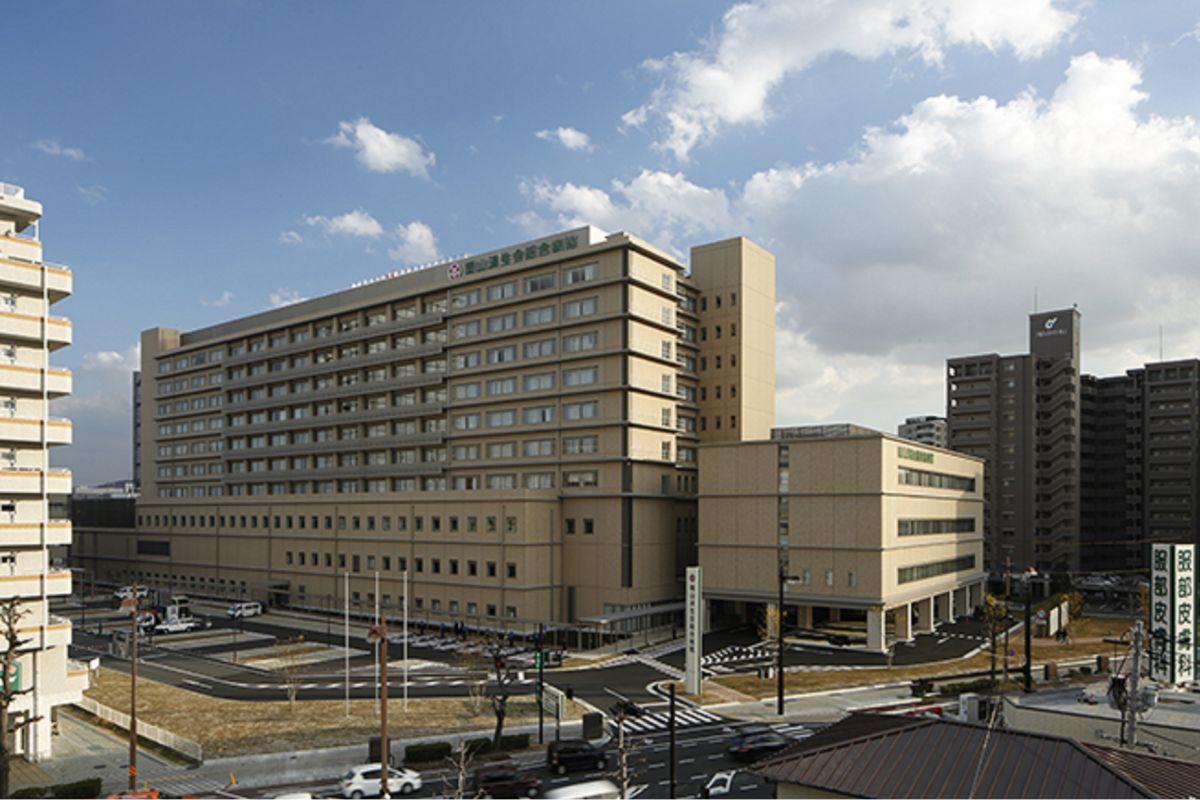岡山済生会総合病院まで車で13分、4.3km。