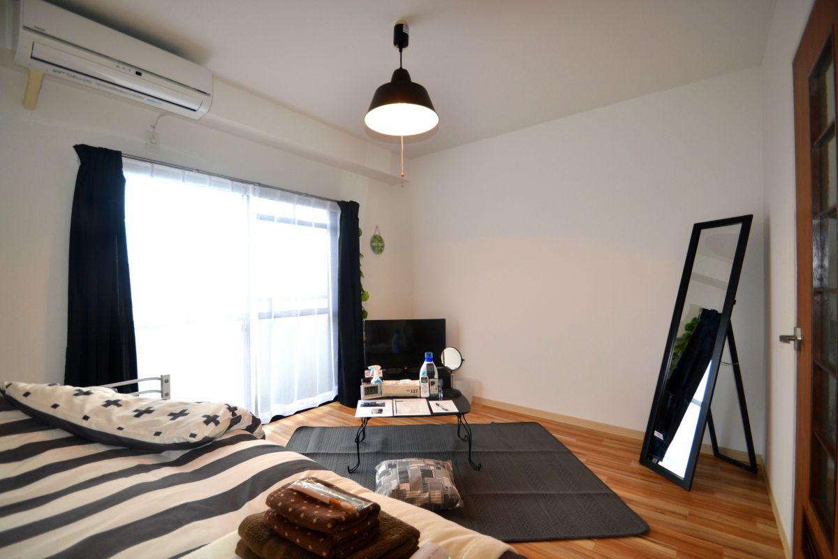 広島県広島市佐伯区のウィークリーマンション・マンスリーマンション「Kマンスリー五日市中央」メイン画像