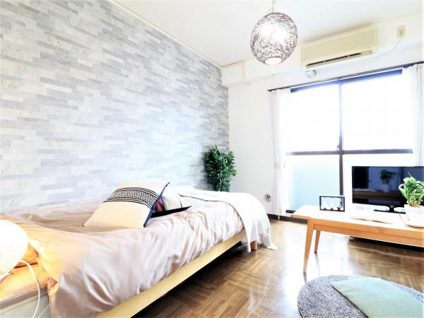 広島のウィークリーマンション・マンスリーマンション「Kマンスリー西十日市」メイン画像