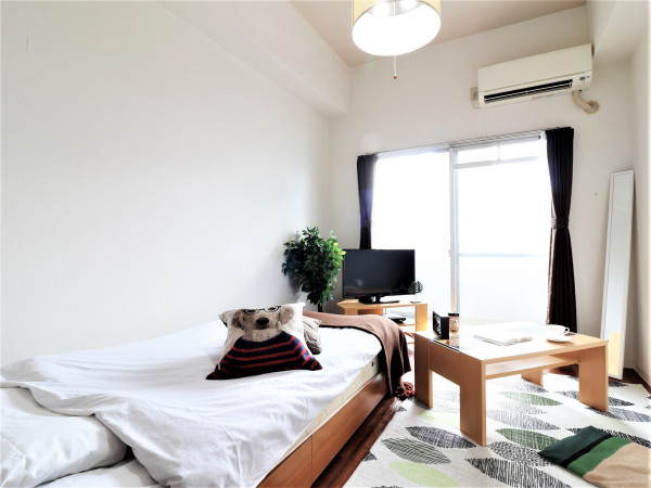 広島のウィークリーマンション・マンスリーマンション「Kマンスリー横川駅北口」メイン画像