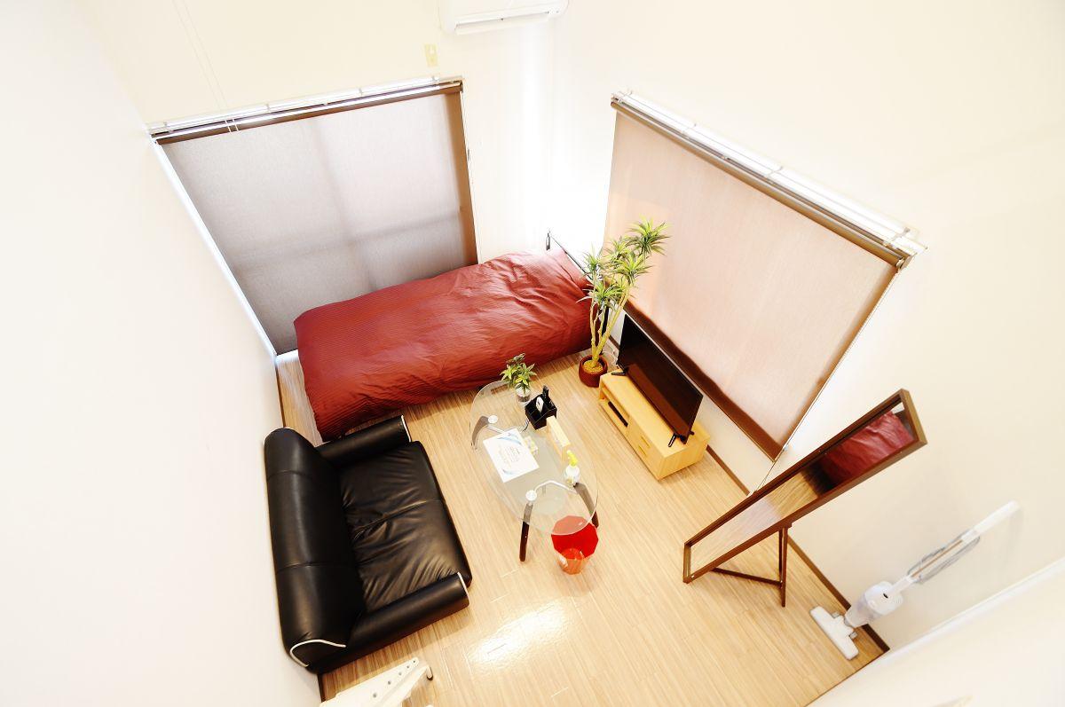岡山県倉敷市のウィークリーマンション・マンスリーマンション「Kマンスリー倉敷水島中央」メイン画像