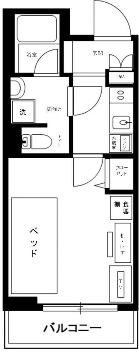 マンスリーステージ新宿落合<