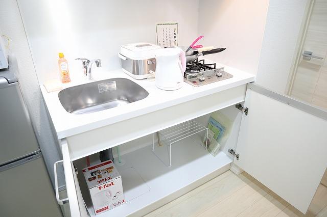 キッチン調理家具