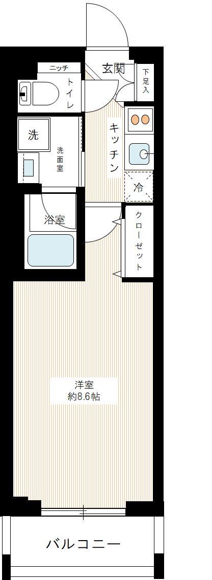 マンスリーステージ新宿落合Ⅱ<