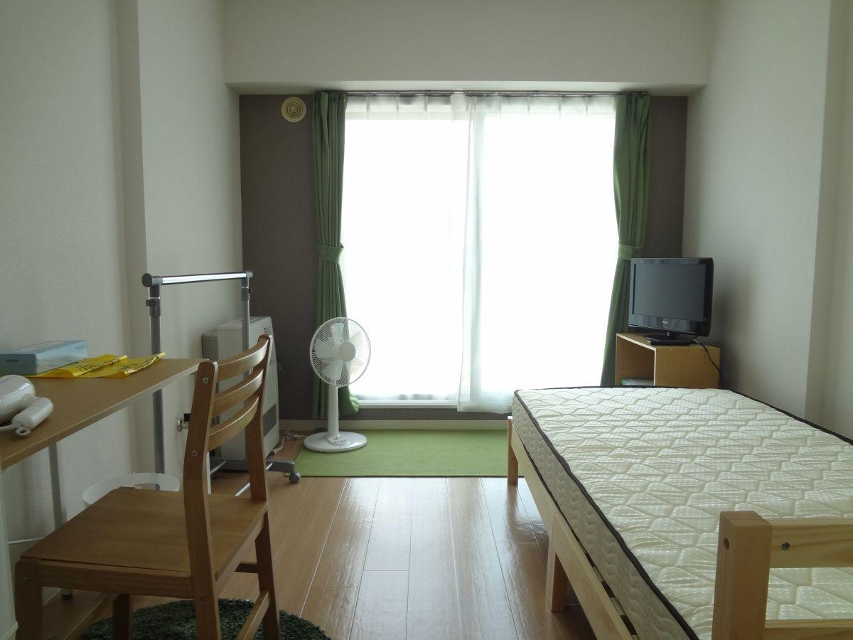 北海道札幌市北区の家具家電付きマンスリーマンション「ノースステイ北16条 302・1K」メイン画像