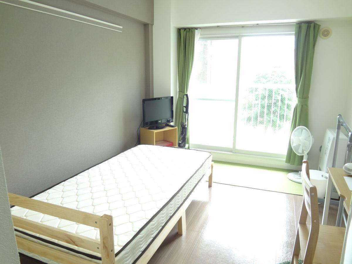 北海道札幌市北区の家具家電付きマンスリーマンション「ノースステイ北16条 306・1K」メイン画像