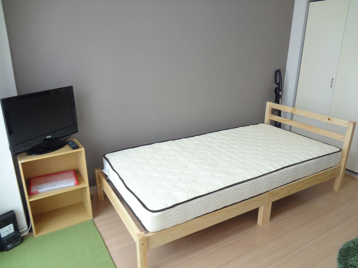 札幌のマンスリーマンション・ウィークリーマンション「ノースステイ北16条 310・1K」メイン画像