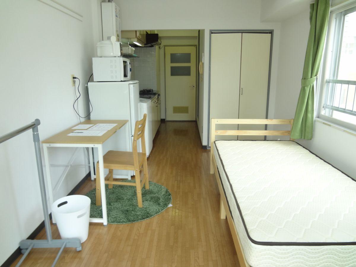 北海道札幌市北区のマンスリーマンション・ウィークリーマンション「ノースステイ北16条」メイン画像