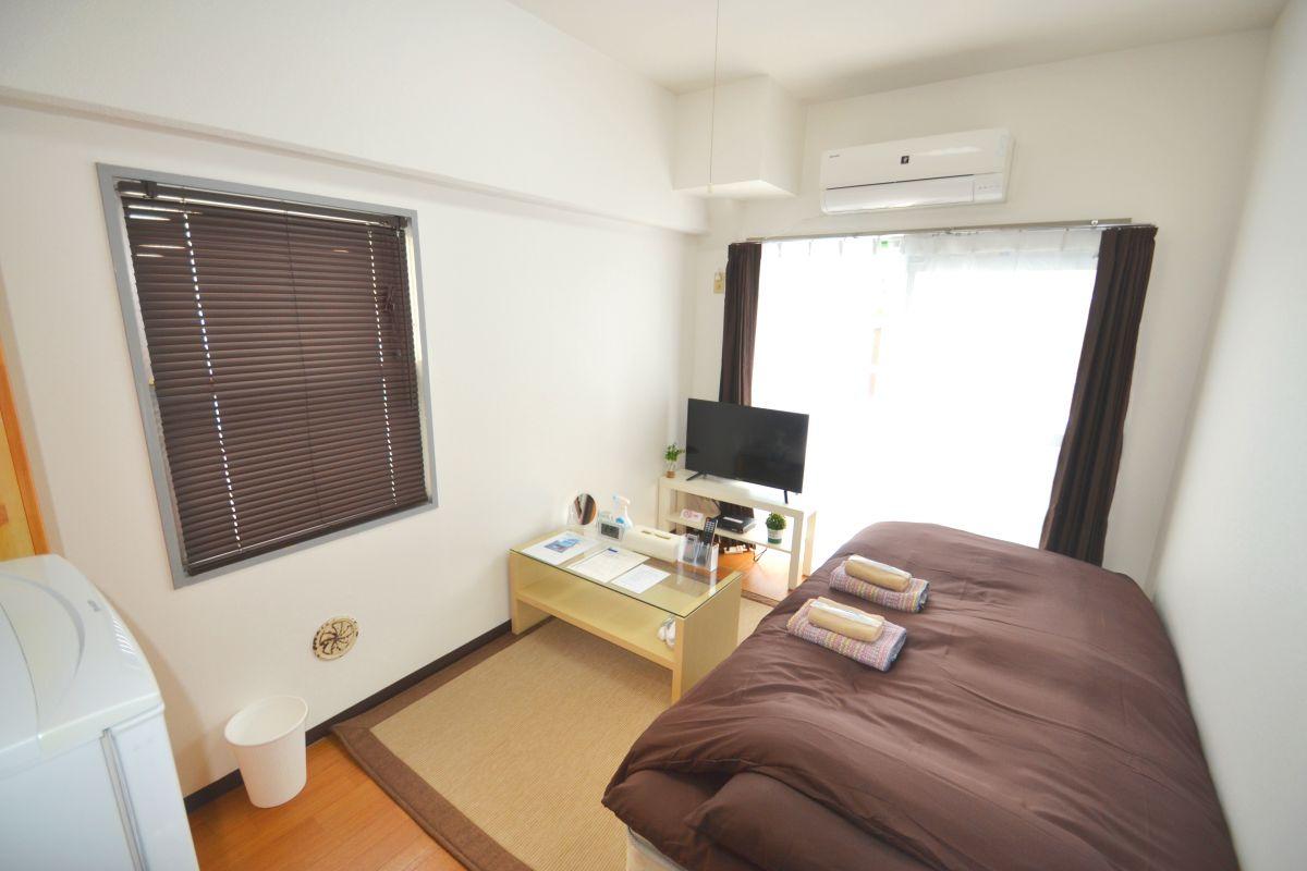 広島県のウィークリーマンション・マンスリーマンション「Kマンスリー小網町」メイン画像