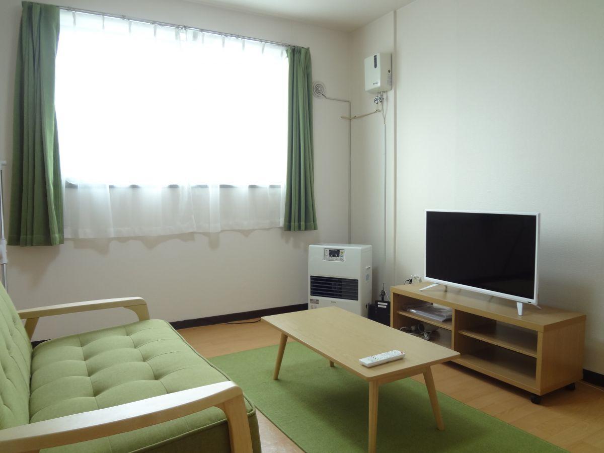 札幌市のマンスリーマンション・ウィークリーマンション「ノースステイ環状通東」メイン画像