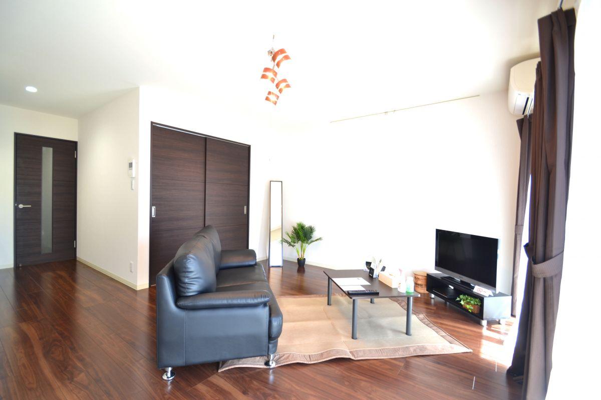 広島県の家具付き賃貸「クロワゾン」メイン画像