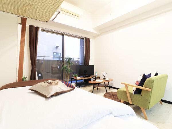 広島のウィークリーマンション・マンスリーマンション「Kマンスリー広島市役所前 1R-203」メイン画像