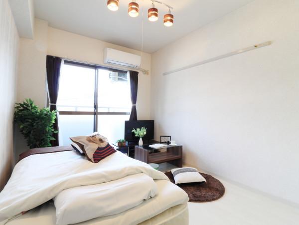 広島のウィークリーマンション・マンスリーマンション「Kマンスリー舟入 1R-404」メイン画像