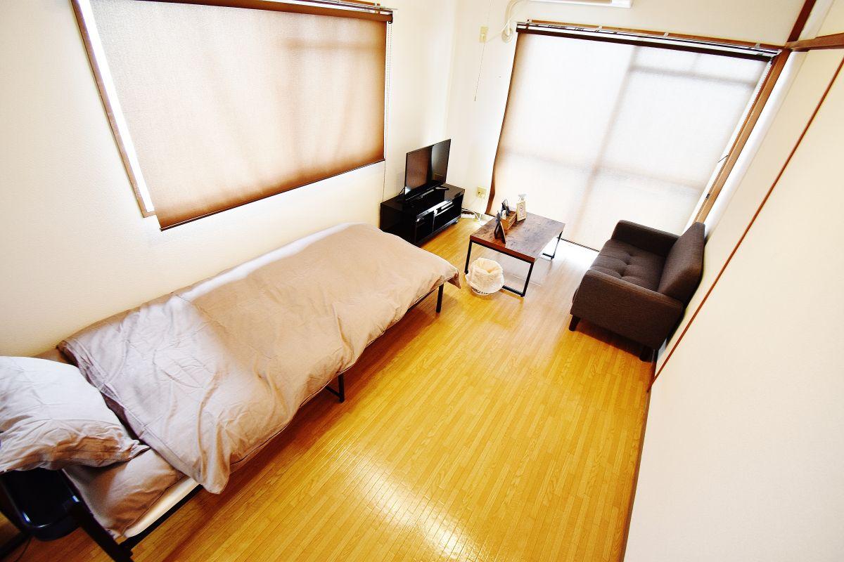 日本全国のウィークリーマンション・マンスリーマンション「Kマンスリー福吉 303・No.125117(No.125117)」メイン画像