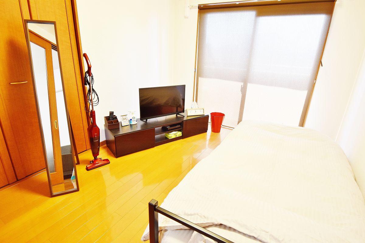 岡山・倉敷の家具付き賃貸「はるなガーデン」メイン画像