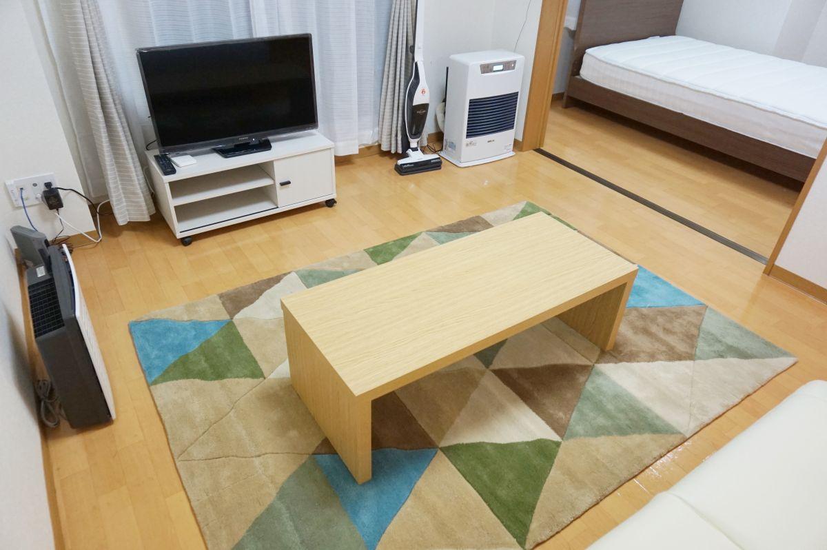 日本全国のウィークリーマンション・マンスリーマンション「ノールテラス北16条 1LDK」メイン画像