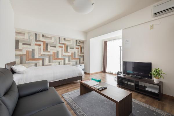 北海道札幌市中央区のウィークリーマンション「ノールテラスPI 702・1K(No.125298)」メイン画像