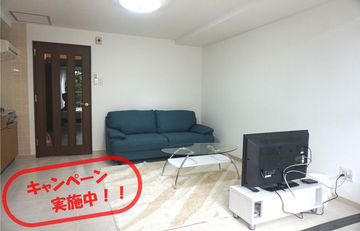札幌駅(函館本線)のウィークリーマンション・マンスリーマンション「ノールテラスIR 1DK」メイン画像