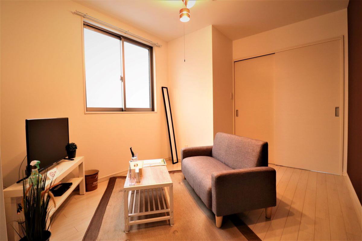 広島県のウィークリーマンション・マンスリーマンション「Kマンスリー五日市」メイン画像