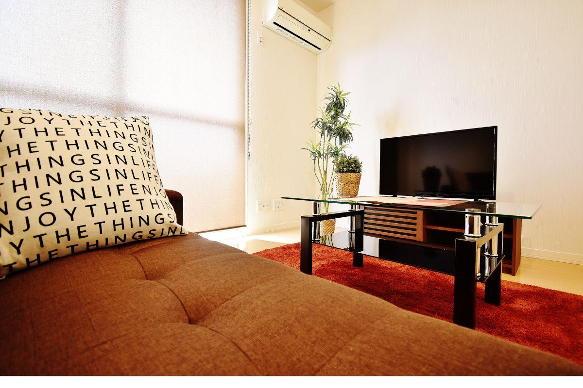 岡山県の家具付き賃貸「シャーメゾンプロスペリーテ平島」メイン画像
