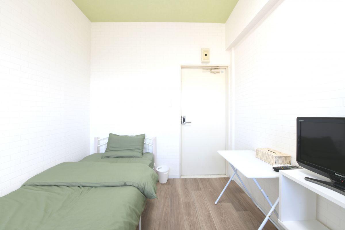 札幌のマンスリーマンション・ウィークリーマンション「ノースステイ札幌北」メイン画像