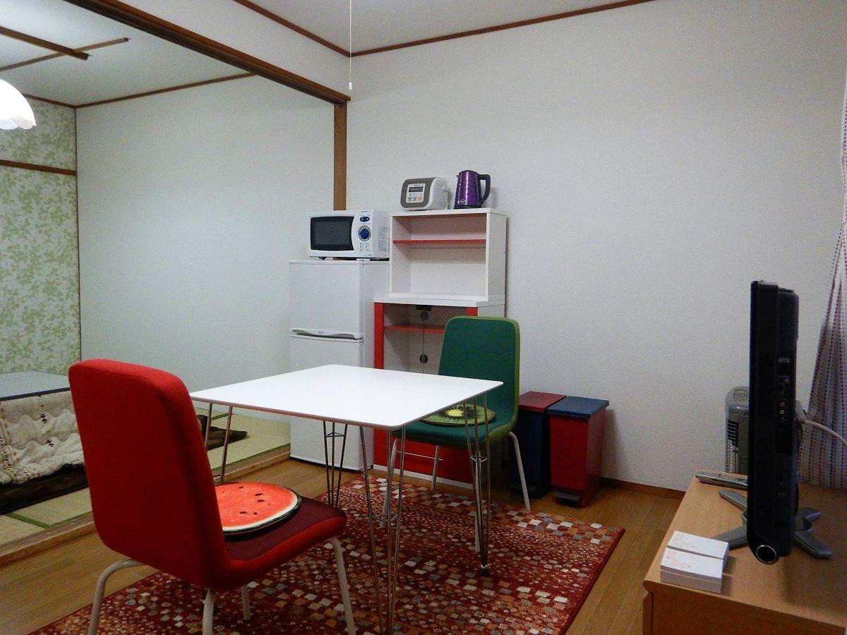 北海道札幌市白石区のウィークリーマンション・マンスリーマンション「フレクション南郷 」メイン画像