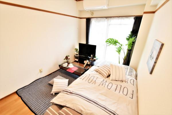 広島県広島市安佐南区のウィークリーマンション・マンスリーマンション「Kマンスリー緑井」メイン画像