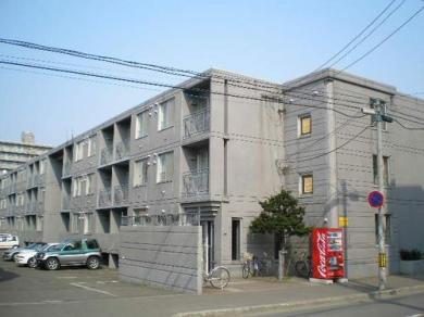 北海道のウィークリーマンション・マンスリーマンション「ダイアナ白石ヒルズⅢ(インターホン故障) お部屋の清掃・除菌には次亜塩素酸水とアルコールを使用しています。 1K」メイン画像
