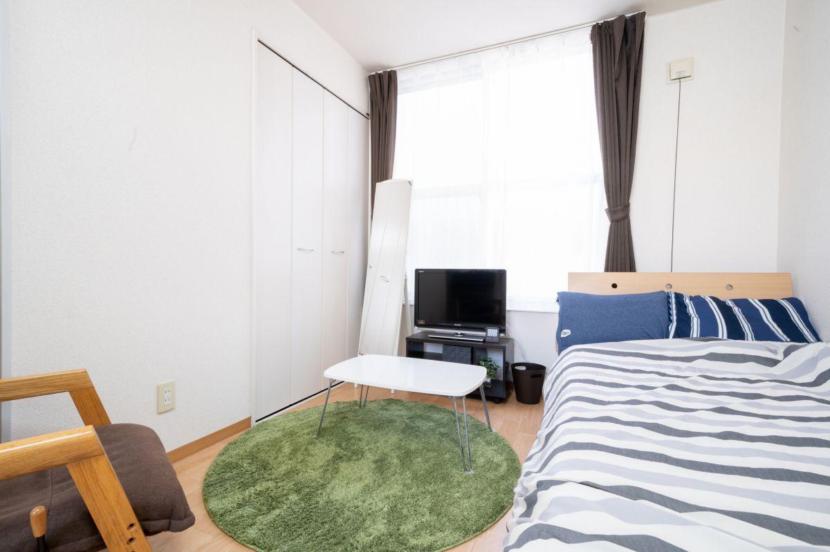 北海道札幌市中央区のマンスリーマンション「メイプルマンスリー中島公園」メイン画像