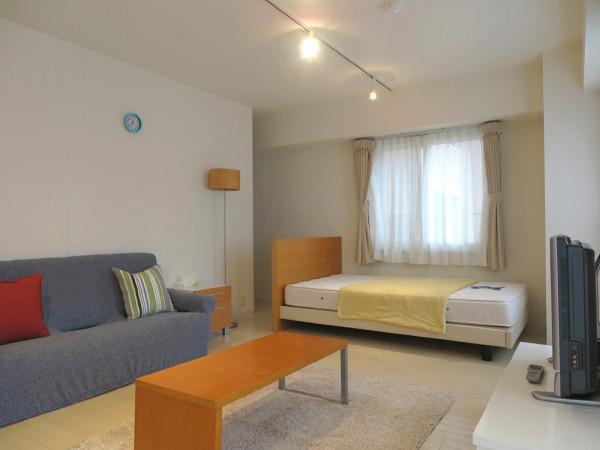 床暖房完備でお部屋を広く使えます。