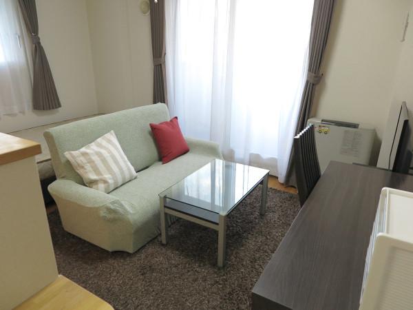 北海道札幌市中央区の家具付きウィークリー・マンスリーマンション「エクスフラッツ大通EAST」メイン画像