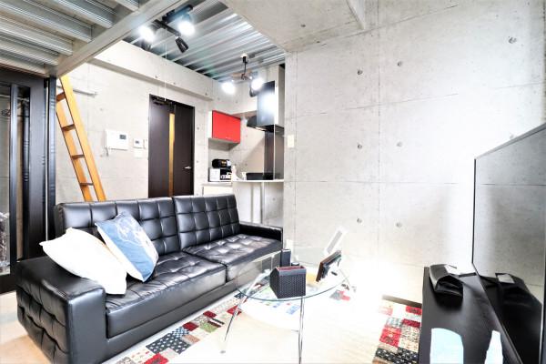 日本全国のウィークリーマンション・マンスリーマンション「Kマンスリー富士見町 1R-602」メイン画像