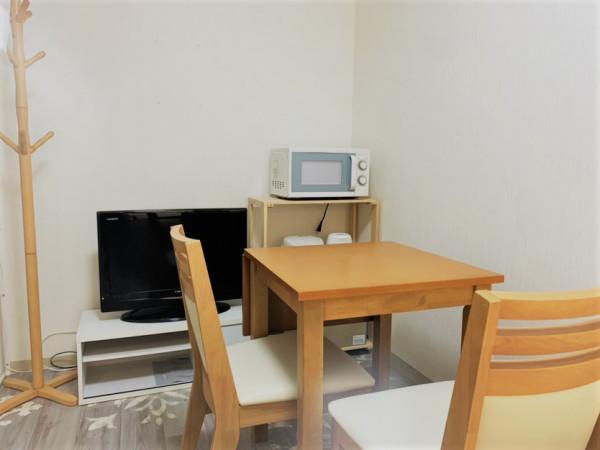 北海道札幌市白石区の家具家電付きマンスリーマンション「エコビル白石 1R(No.125943)」メイン画像