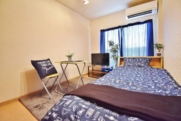 広島のウィークリーマンション・マンスリーマンション「Kマンスリー東福山駅北口 1K-405」メイン画像