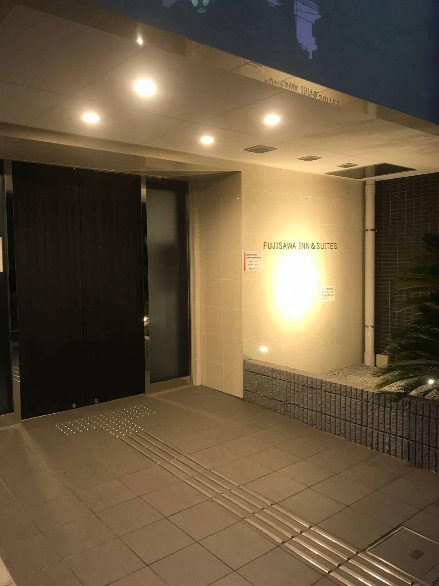 株式会社ユーミーネットのウィークリーマンション・マンスリーマンション「FUJISAWA INN&SUITES Bタイプ (ダブルベッド+シングル2台) Bタイプ」メイン画像
