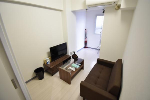 日本全国のウィークリーマンション・マンスリーマンション「Kマンスリー新大阪駅前 5E・No.125969」メイン画像