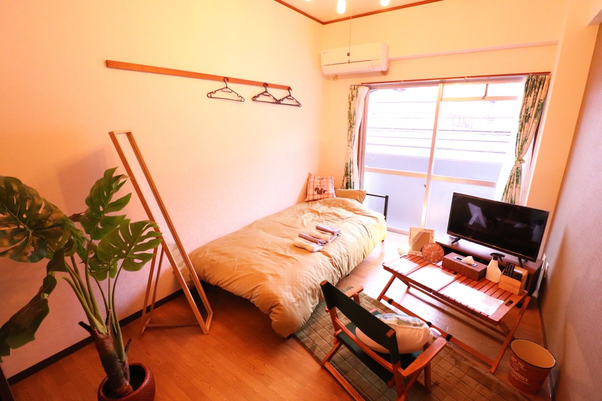 広島県広島市安佐南区のウィークリーマンション・マンスリーマンション「Kマンスリー相田」メイン画像