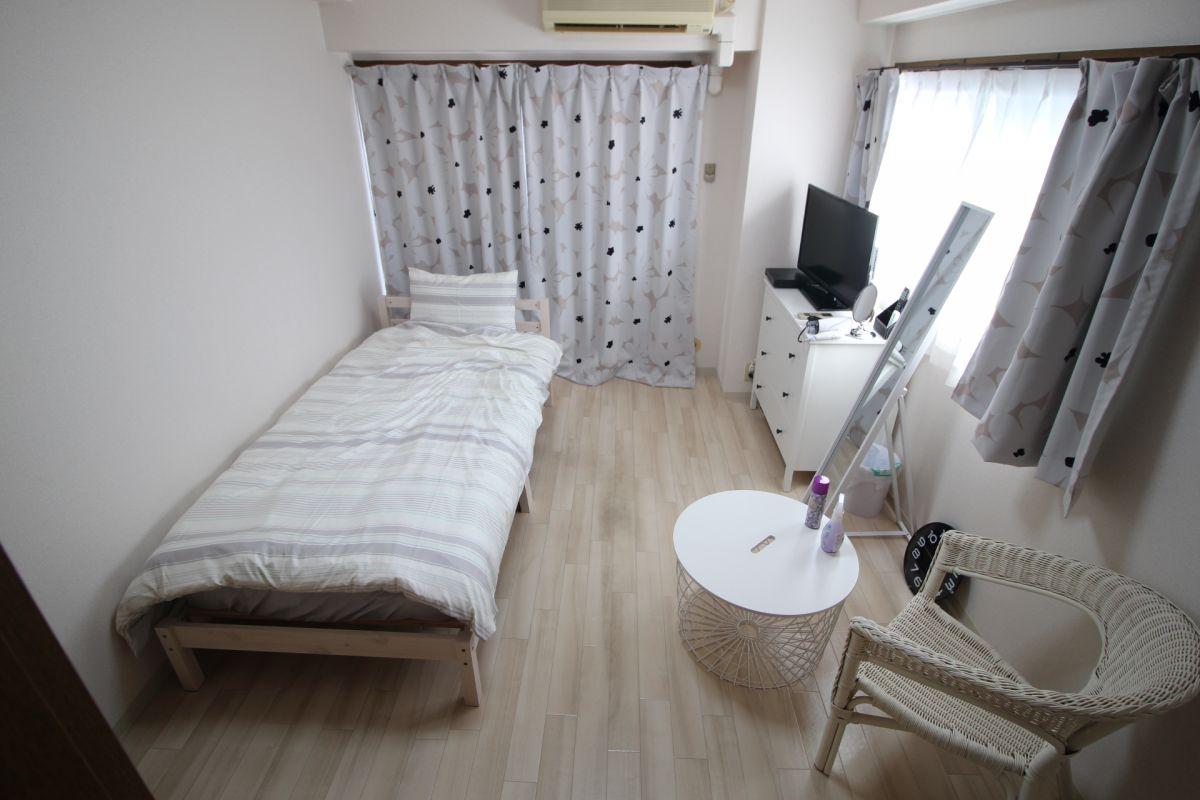 雰囲気の良いお部屋(*^-^*)