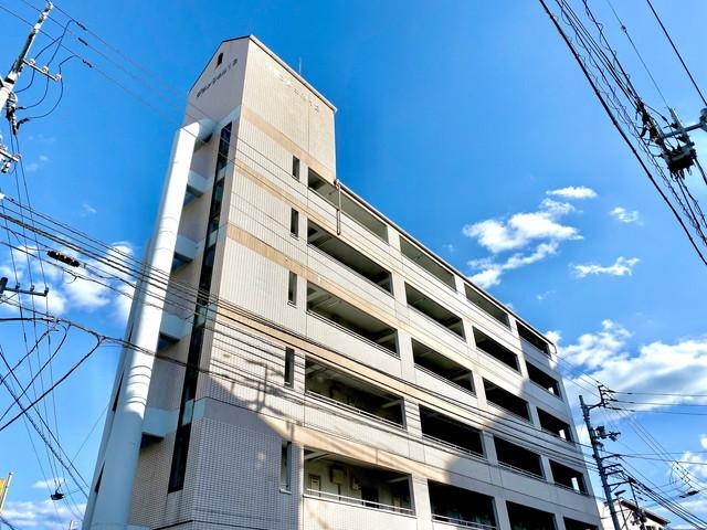 スーパー徒歩1分、松山市マンスリーマンション