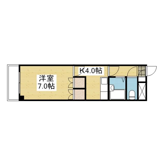 愛媛マンスリー松山市小坂