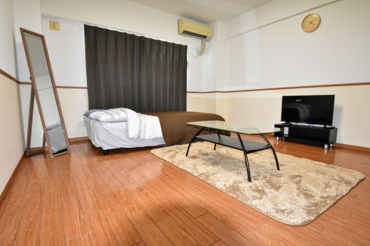 日本全国のウィークリーマンション・マンスリーマンション「Cityマンスリー岡山駅 702」メイン画像