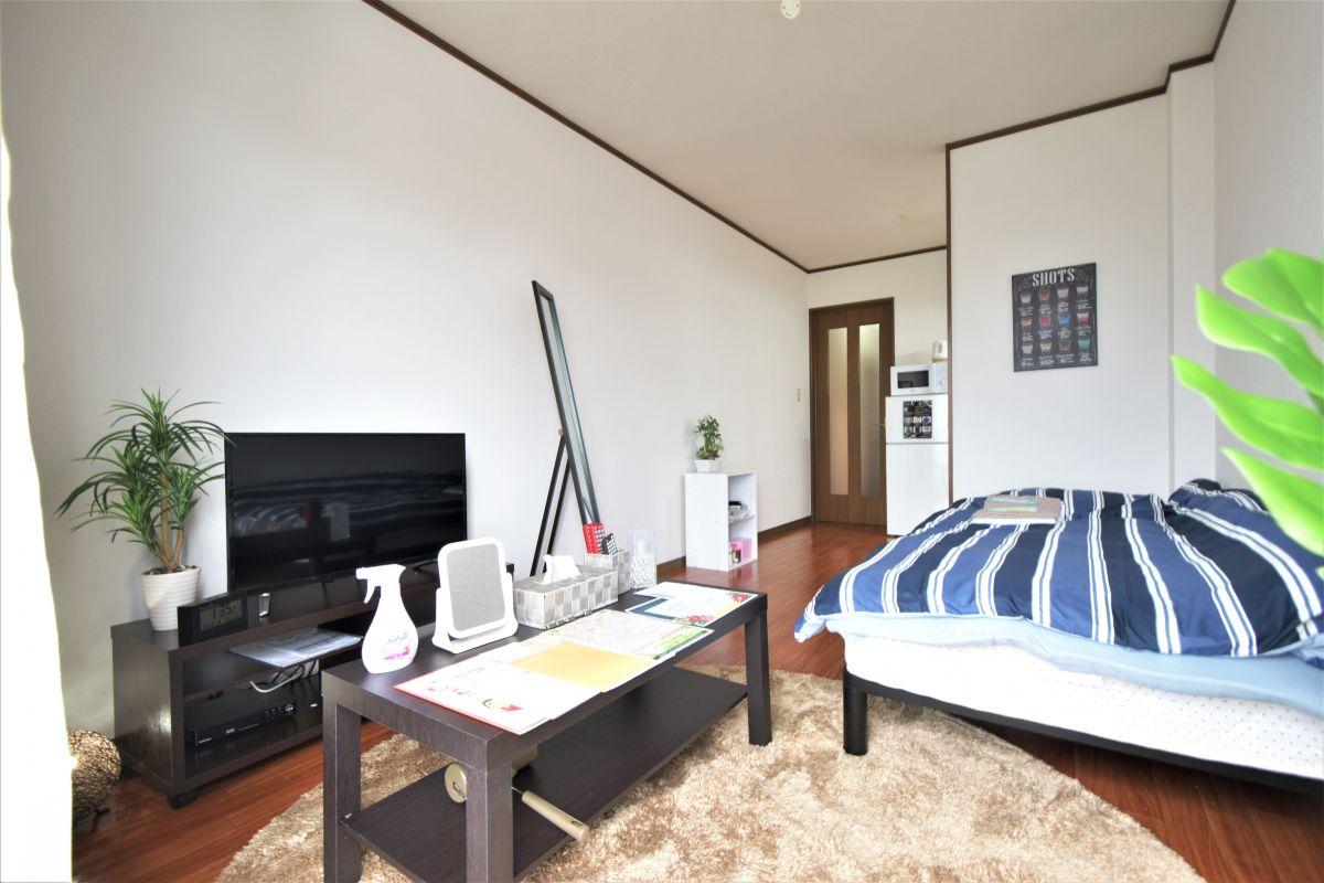 山口・下関・宇部の家具付き賃貸「ハイツサングリーンⅡ」メイン画像