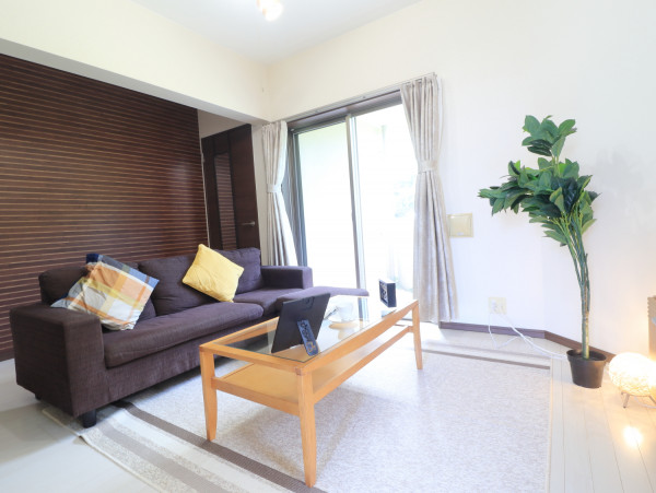 山口県下関市の家具付きウィークリー・マンスリーマンション「Kマンスリー筋ヶ浜」メイン画像