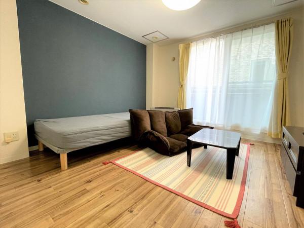 北海道札幌市東区のウィークリーマンション・マンスリーマンション「エルム156 1K(No.126215)」メイン画像