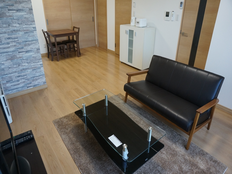 帯広のウィークリーマンション・マンスリーマンション「LABEL 1LDK」メイン画像