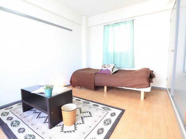 広島県福山市のウィークリーマンション・マンスリーマンション「Kマンスリー福山城」メイン画像