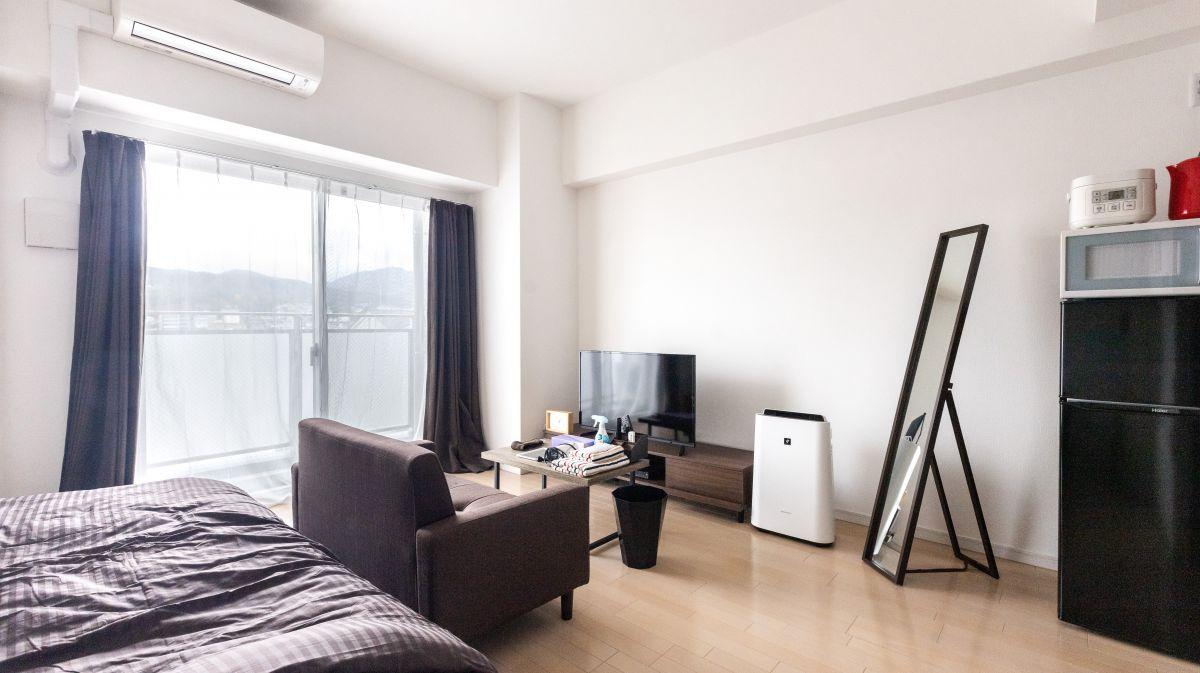 兵庫県の家具付き賃貸「SDグランツ神戸大開通」メイン画像
